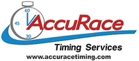 AccuRace Timing Services Logo